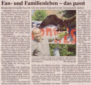 Bericht KreisAnzeiger Aepplerfest 2008kl